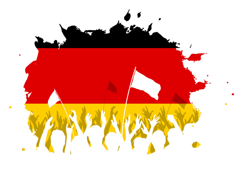 A developing strike culture in Germany