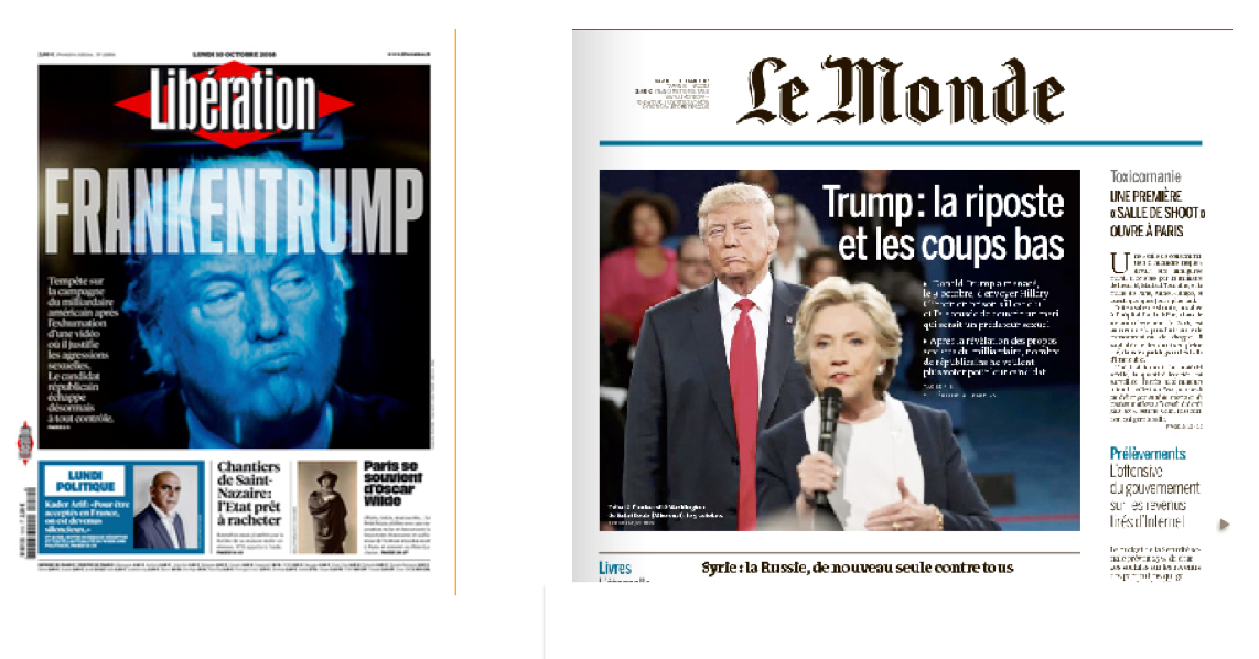 How Germany, France, and myself view Trump vs. Clinton Part II